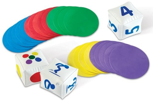 Learning Resources Ready, Set, Move Classroom Activity Set LER1883