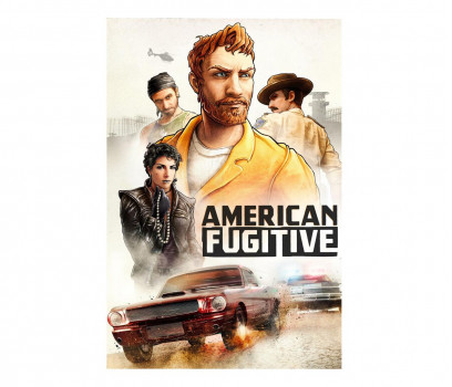 2K Games American Fugitive (PC) KLUCZ