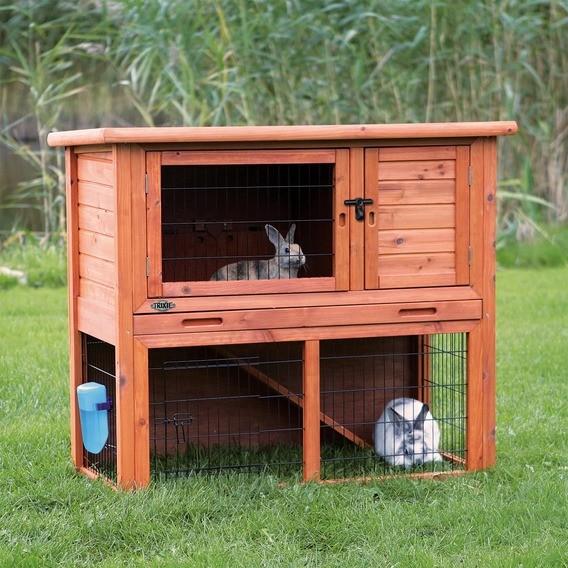 Trixie Klatka dla królików z wybiegiem 104x97x52cm