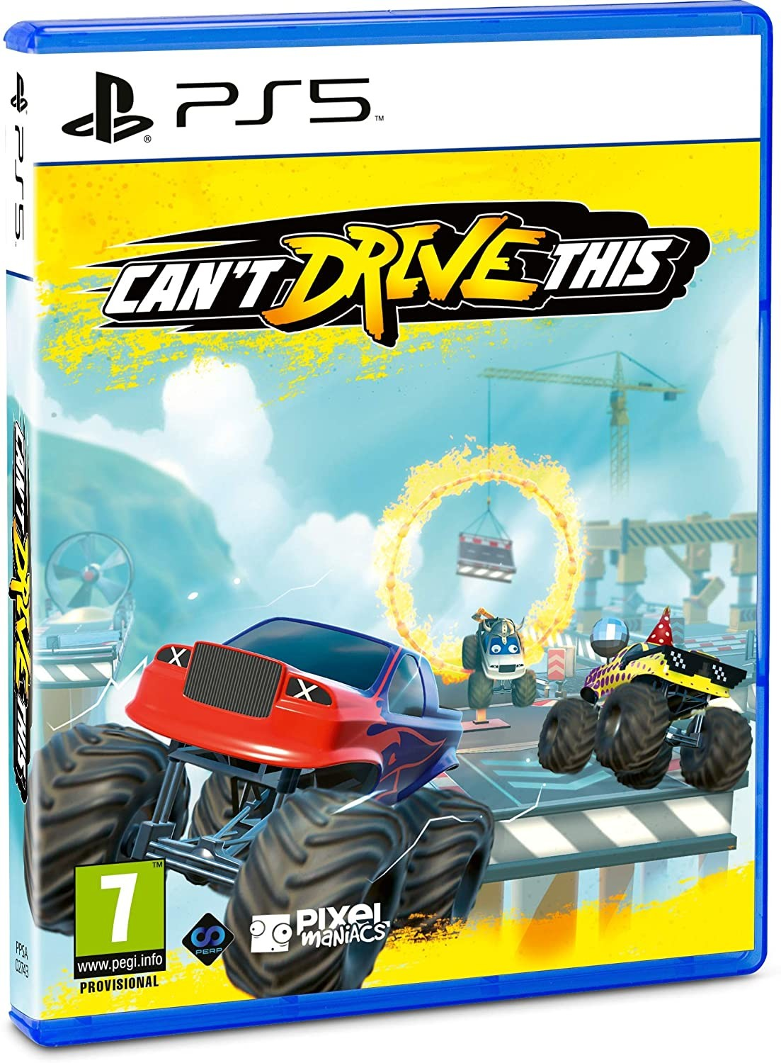Can't Drive This (GRA PS5)
