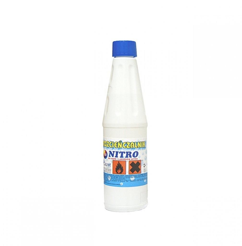 Rozpuszczalnik Nitro 0,5l CAZET 0192