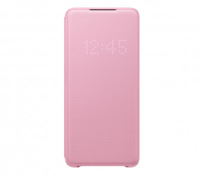 Samsung LED View Cover do Galaxy S20+ Pink