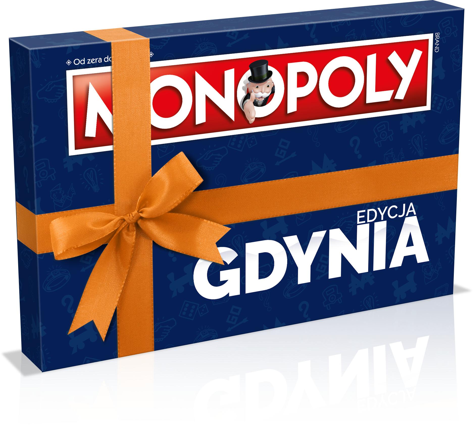 Winning Moves Monopoly Gdynia