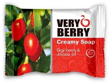 Green Pharmacy Very Berry Mydło Kremowe Goji berry & Jojoba 100g PHARM