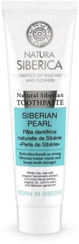 NATURA SIBERICA - (kosmetyki) Pasta do zębów syberyjska perła EKO - Natura Siberica - 100g BP-4607174437548