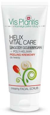 Vis Plantis Helix Vital Care Peeling do twarzy enzymatyczny 75ml Vis Plantis