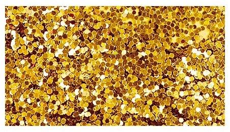 Donegal Brokat kosmetyczny sypki - złoty (3501-3) 3g SO_110665