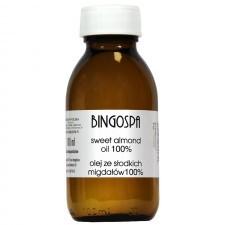 BingoSpa Olej ze słodkich migdałów 100% - Sweet Almond Oil 100% Olej ze słodkich migdałów 100% - Sweet Almond Oil 100%