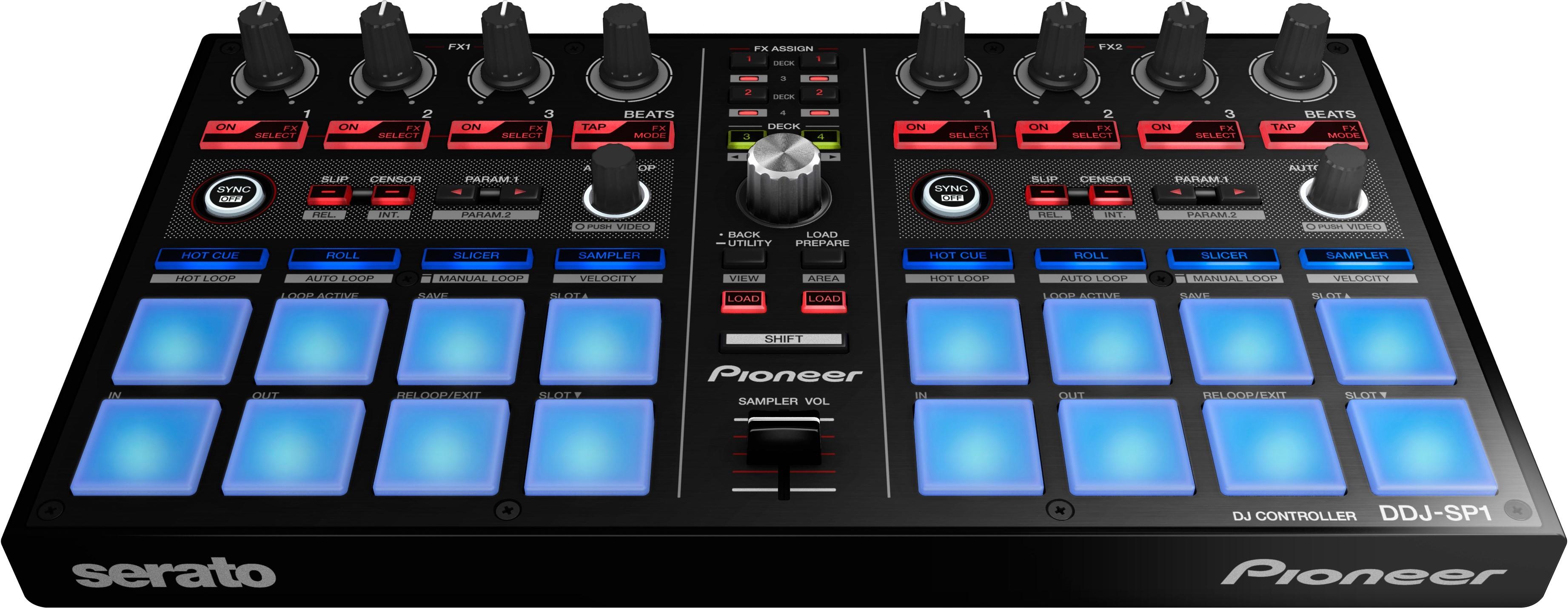 Pioneer DJ DIGITAL DJ-SP1 - kontroler 27337