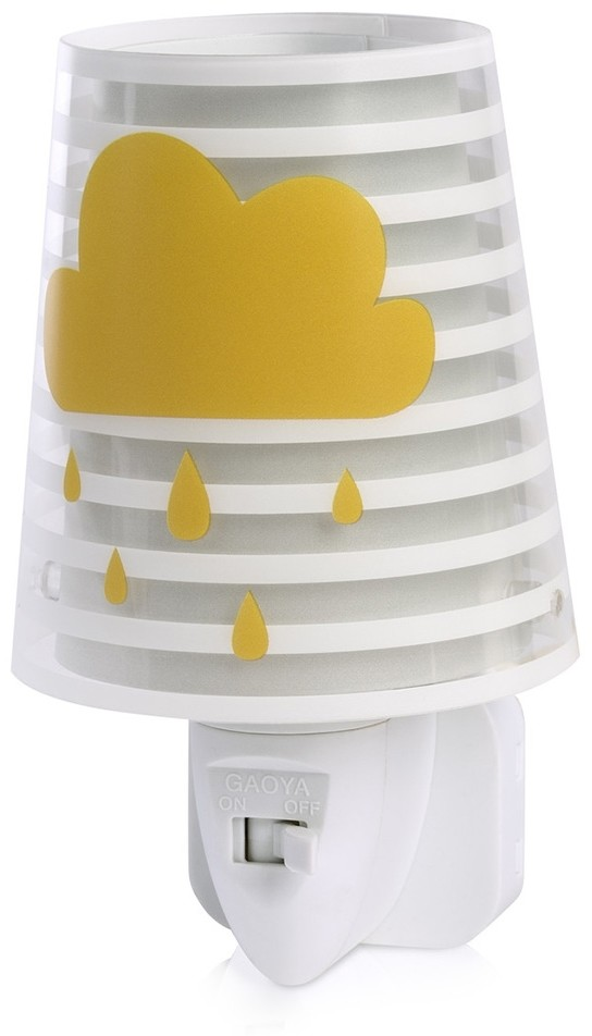 Dalber D-92191 - LED Lampka dziecięca nocna LIGHT FEELING 1xLED/0,3W/230V