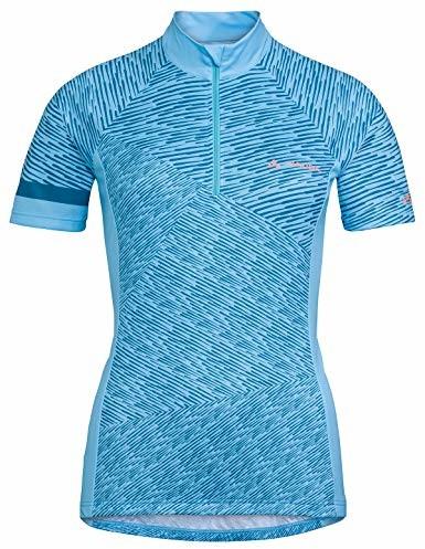 VAUDE Vaude Lezza damska koszulka piłkarska, niebieski, 36