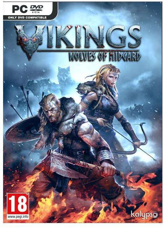 Cd Projekt Vikings: Wolves of Midgard PC