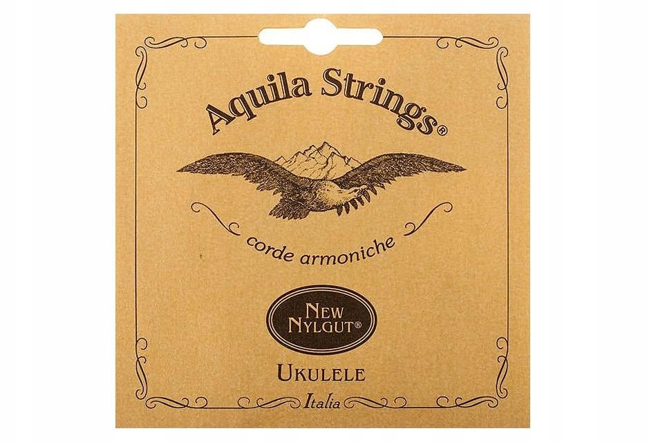 Aquila 7U najlepsze struny do ukulele koncertowego