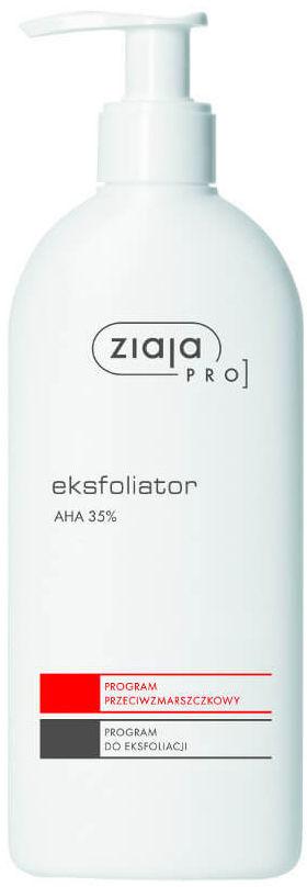 Ziaja pro PRO AHA 35% Eksfoliator oczyszczający cerę tradzikową 250ml 2009