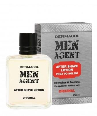Dermacol Dermacol Men Agent Original woda po goleniu 100 ml dla mężczyzn