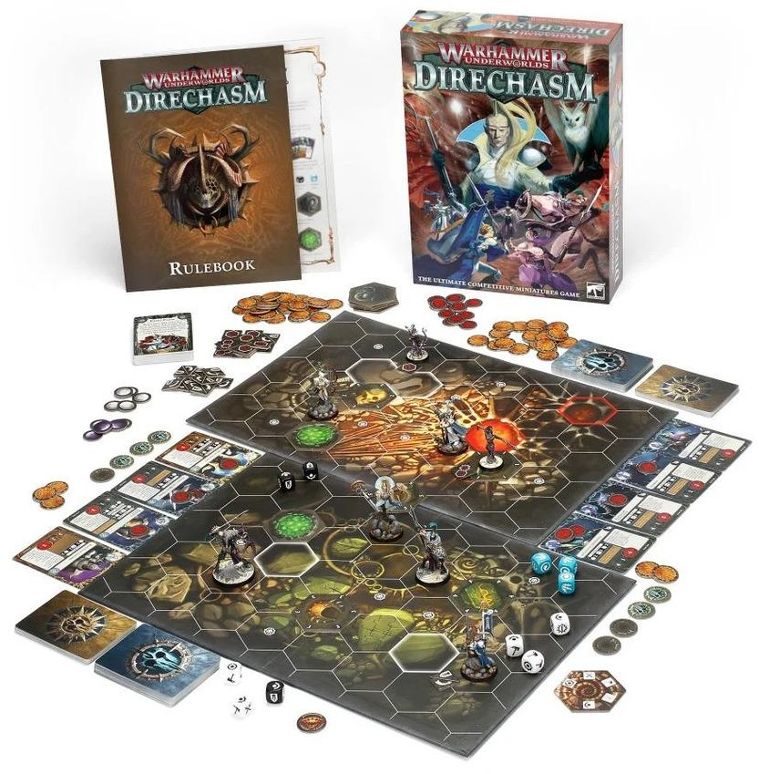 Games Workshop Warhammer Underworlds: Direchasm 60010799010