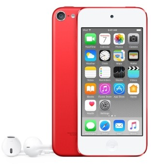 Apple iPod touch 32GB Red Special Edition (MKJ22RP/A)