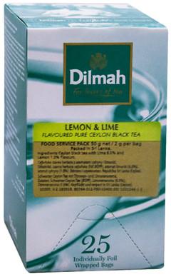 Dilmah Lemon&Lime 25 torebek 3621