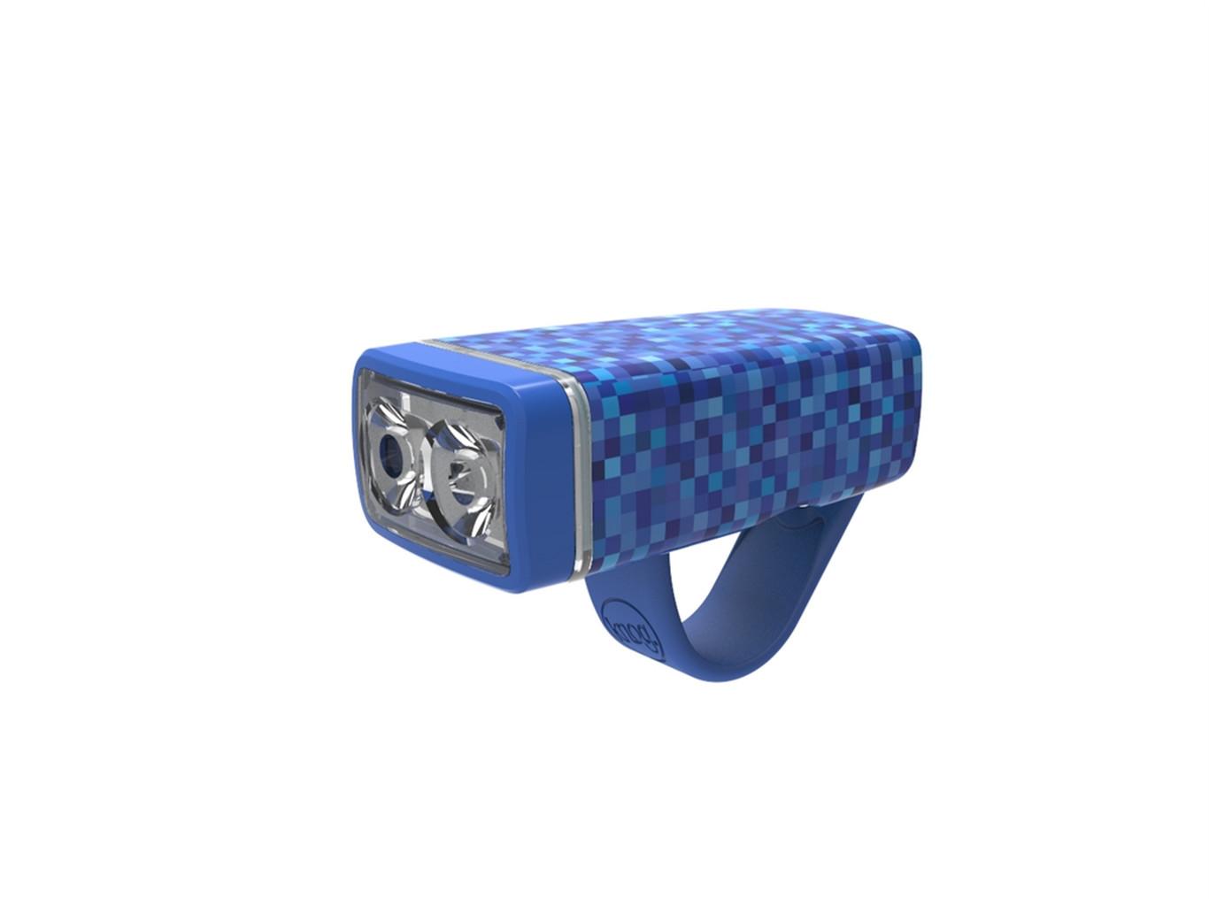 Knog Lampka Pop II niebieski