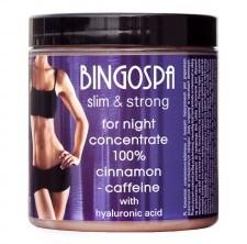 BINGOSPA BINGOSPA Koncentrat 100 % cynamonowo- kofeinowy z Pu-erh 250 g