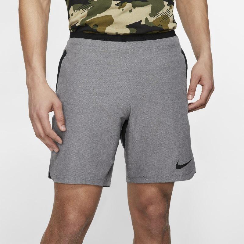 Nike Spodenki męskie Pro Flex Repel - Szary CD4317-071
