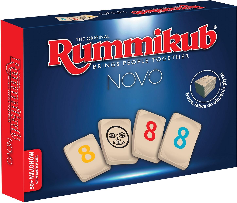 TM Toys Rummikub Novo