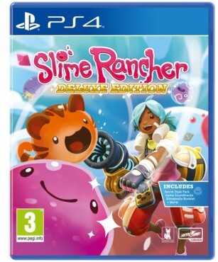 Slime Rancher Deluxe Edition (GRA PS4)