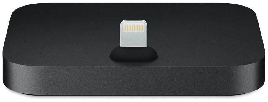 Apple iPhone Lightning Dock czarny (MNN62ZM/A)