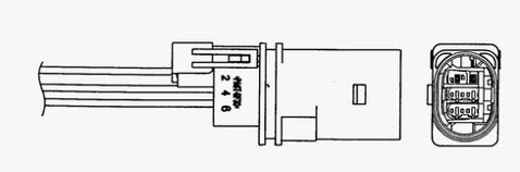 NGK Sonda lambda 0033