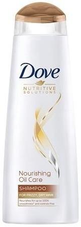 Dove Nutritive Solutions Nourishing Oil Care Shampoo szampon włosów suchych i puszących się 400ml 58476-uniw