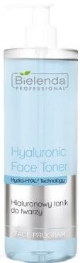 Bielenda Professional Hialuronowy tonik do twarzy - Professional Hydra-Hyal Injection Hyaluronic Face Toner Hialuronowy tonik do twarzy - Professional Hydra-Hyal Injection Hyaluronic Face Toner