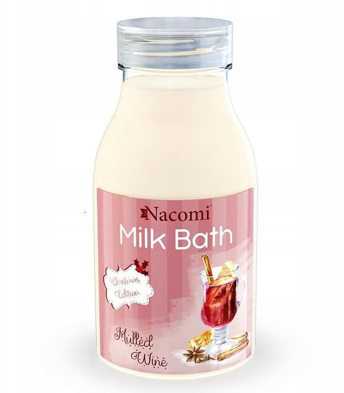 Nacomi Mleko do kąpieli Mulled Wine 300ml