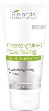 Bielenda Professional Gruboziarnisty peeling do twarzy - Professional Face Program Coarse-Grained Face Peeling Gruboziarnisty peeling do twarzy - Professional Face Program Coarse-Grained Face Peeling
