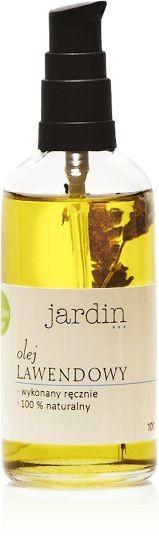 Jardin Jardin Wegański Olej Lawendowy 100 ml 62AC-122FF