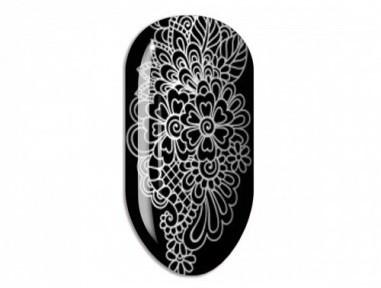 Nail Art Mollon Pro Stikers Mollon Pro F130S naklejki do zdobienia