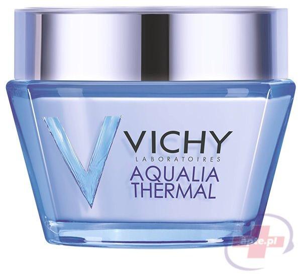 Vichy wrażliwa Aqualia Thermal dynamicznie nawilżający krem lekka konsystencja 5