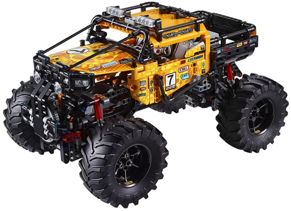 LEGO Technic RC Pojazd terenowy 4x4 42099
