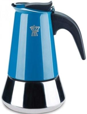 Pezzetti kawiarka stalowa Steelexpress 6 espresso morska
