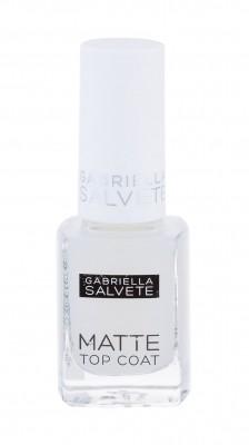 Gabriella Salvete Nail Care Matte Top Coat lakier do paznokci 11 ml dla kobiet 18