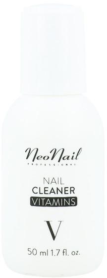 Neonail Cleaner Vitamins Odtłuszczacz Do Paznokci Z Witaminami 50ml
