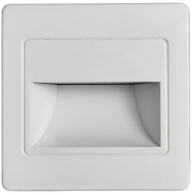 Emithor LED Oświetlenie schodowe STEP LIGHT LED/1,5W/230V biały