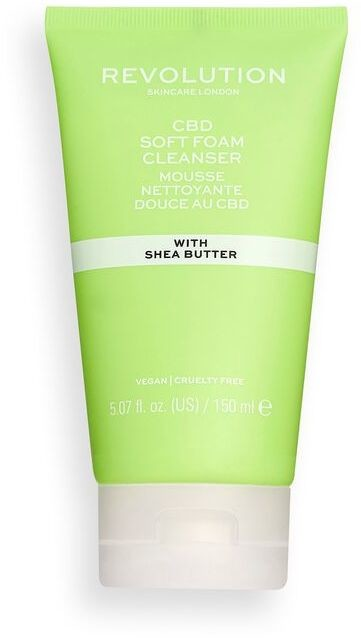 Revolution skincare Revolution Skincare CBD Soft Foam Cleanser Pianka do Mycia Twarzy 150ml MUR-3672