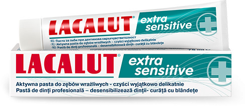 Natur Produkt PASTA DO ZĘBÓW SENSITIVE EXTRA 75ML