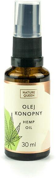 Nature queen Nature Queen Olej Konopny,30 ml 0420-80267
