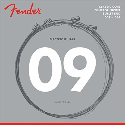 Fender 3155L Classic Core nikiel/Bullet End 009/042 0733155403