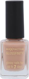 Max Factor Glossfinity lakier do paznokci 11 ml dla kobiet 25 Desert Sand