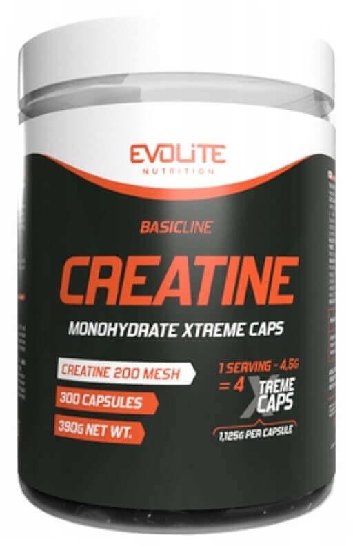 Evolite Creatine Xtreme 300 kaps.