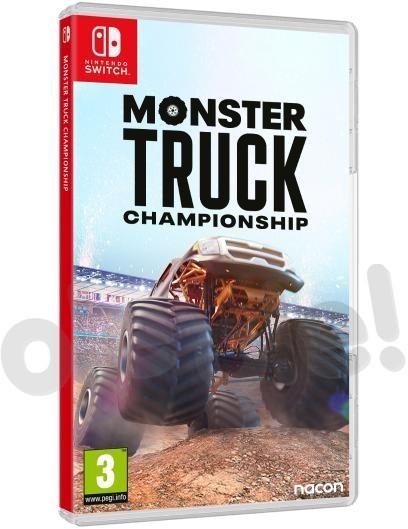 Monster Truck Championship (GRA NINTENDO SWITCH)