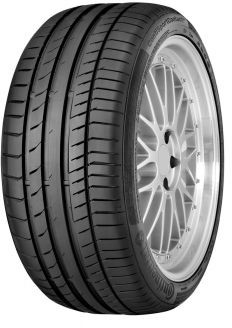 Continental ContiSportContact 5 255/45R20 101W