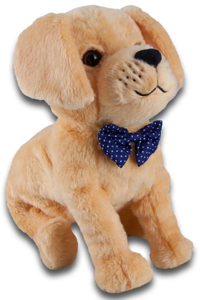 Tm Toys Interaktywny Piesek Goldie DKO8275
